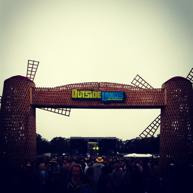 Until next time... #OutsideLands