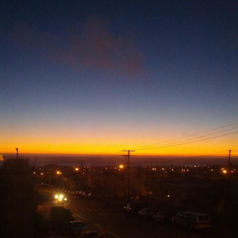 Summer Sunset #nofilter