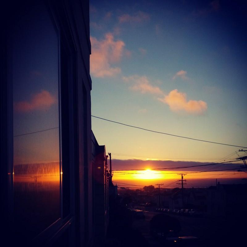 O. Sunset