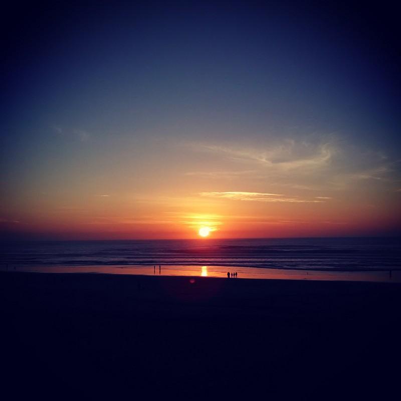 Last sunset of 2013
