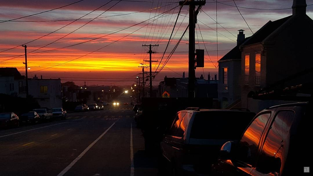 Another gorgeous #SF #🌆...