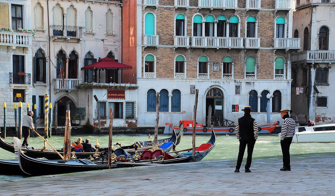 #Venice, #Italy – #WorldPhotoDay (4/4) 📷🗺