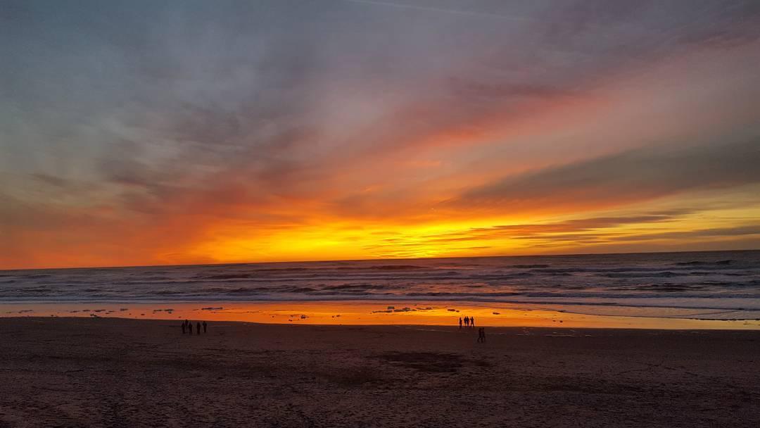 #Thanksgiving #sunset #SF