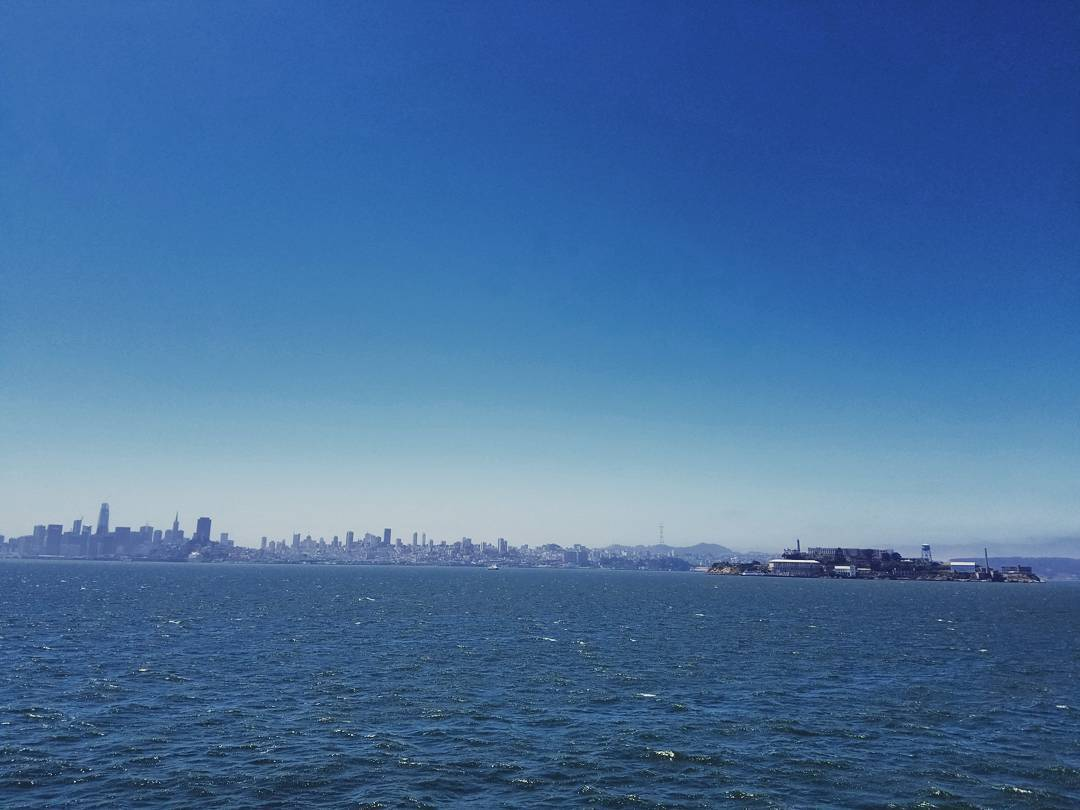 Beautiful day on the Bay #SF