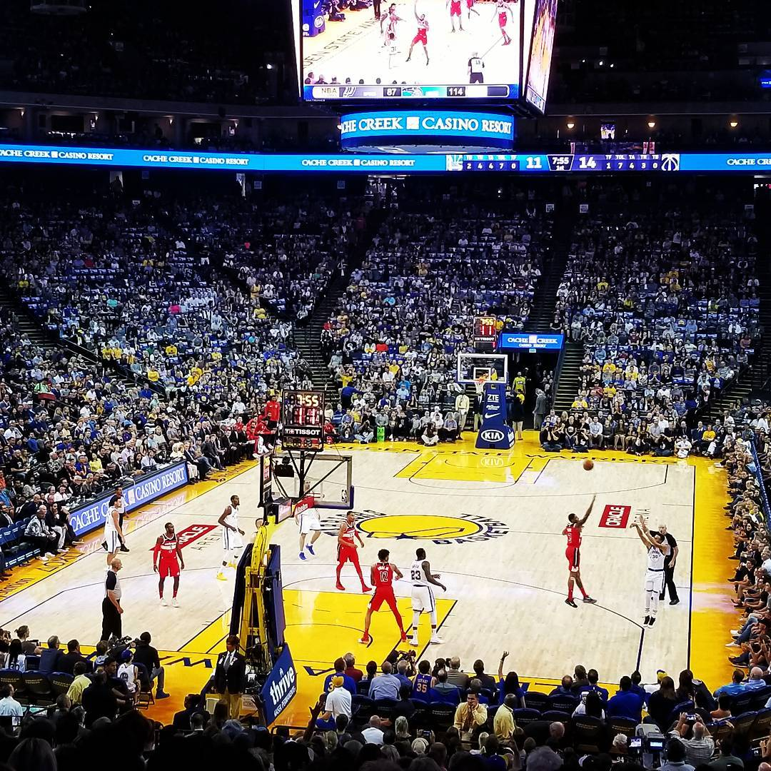Let's go #Warriors! #DubNation #🏀