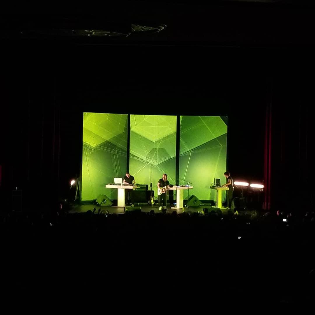 Great show last night! #thomyorke