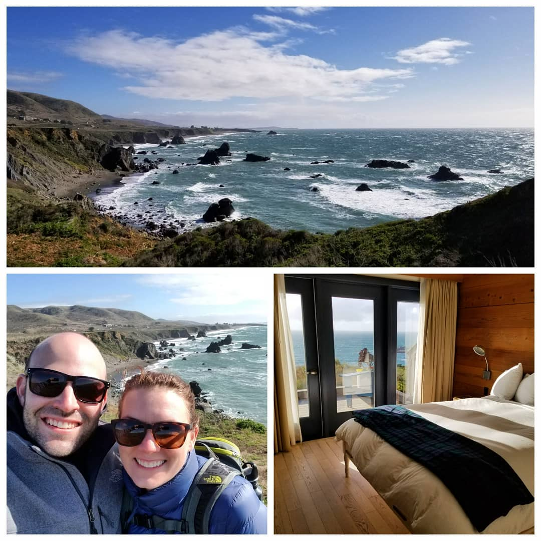 Overnight coastal getaway! #TimberCove